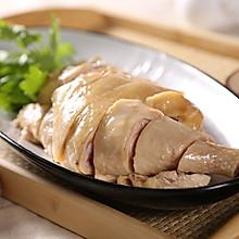 懒人版白斩鸡(白切鸡)— 自动烹饪锅食谱