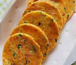 广东田园菜饼的做法