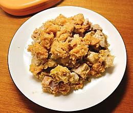 芋头粉蒸鸡的做法