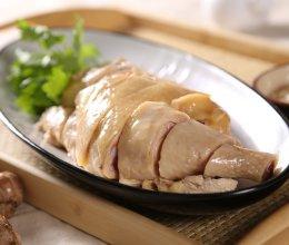 懒人版白斩鸡(白切鸡)— 自动烹饪锅食谱的做法