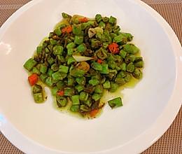 #餐桌上的春日限定#榄菜四季豆的做法