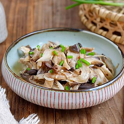 蝦皮炒鮮蘑