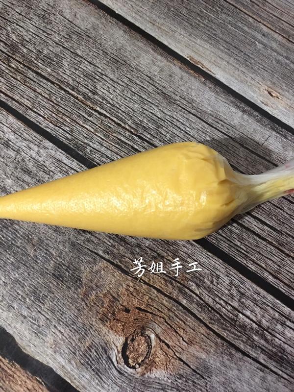脆皮奶油泡芙
