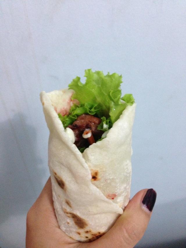 墨西哥鸡肉卷的做法_墨西哥烤肉卷的做法_菜谱_豆果美食