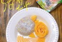 #糖小朵甜蜜控糖秘籍#芒果糯米饭,椰香浓郁,香甜软糯的做法