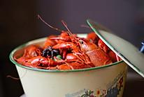 原汁原味的清水小龙虾(附清洗小窍门)
