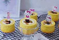 #精品菜谱挑战赛#酸奶杯子蛋糕的做法
