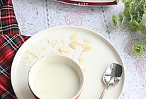 香椰杏仁糯米糊的做法