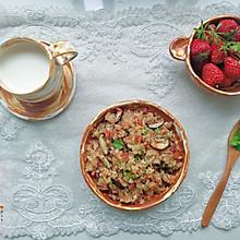 生炒糯米饭#麦子厨房美食锅#