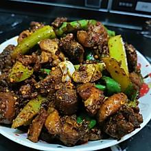 麻辣鸡块—孜然味,谁都可以简单复制的佐酒菜