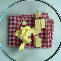 #豆果10周年生日快乐#免模具 把春天留住之樱花黄油曲奇饼干的做法图解1