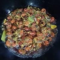 红烧龙虾尾的做法图解4