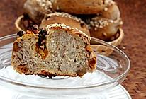 天然酵母干果馅面包的做法
