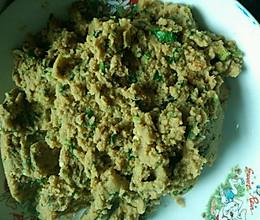 炒豆腐渣的做法