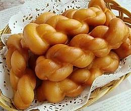 台式麻花面包的做法