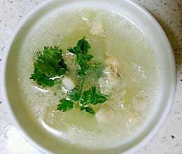 瑶柱冬瓜汤(宝宝食谱)的做法