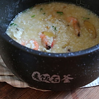 虾蟹粥(煮)#胆·敢不同,美的原生态AH煲#的做法图解19