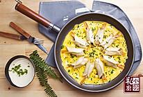 小羽私厨之抱蛋鲜虾煎饺的做法