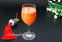 胡萝卜苹果汁#爱的暖胃季-美的智能破壁料理机#的做法