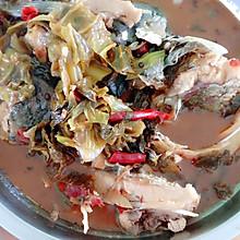 家庭版酸菜鱼