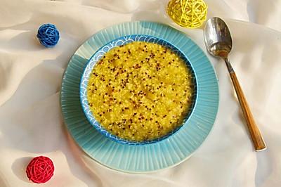 藜麦小米南瓜粥——健脾养胃减脂粥