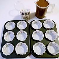 腰果可可纸杯蛋糕(全蛋打发 无添加)#急速早餐#的做法图解9