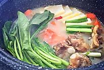 腊排骨火锅的做法