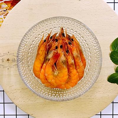 香烤对虾(空气炸锅版)