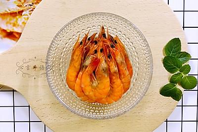 香烤对虾(空气炸锅版)#Gallo橄露橄榄油#