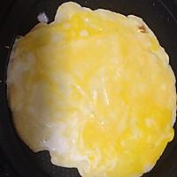 黄金火腿卷#急速早餐#的做法图解4