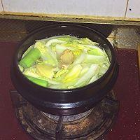白菜粉丝汤的做法图解1
