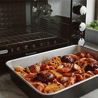 辣烤时蔬#松下烤箱烘焙盛宴#的做法图解9