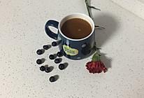 蓝莓排毒果汁+#爱的周年庆#的做法