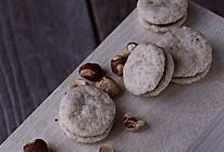 榛仁米粉酥饼的做法