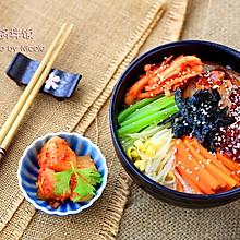 #换着花样吃早餐# 五花肉石锅拌饭