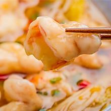 金汤虾滑片