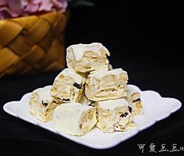 雪花的味道——雪花酥#冬季#(棉花糖版)的做法