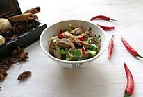 卤鸡胗#春季减肥,边吃边瘦#的做法