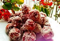 #福气年夜菜#,山楂糖雪球的做法