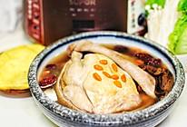 原汁原味全家福揭开年菜大戏的序幕-客家牛肝菌猪肚鸡的做法