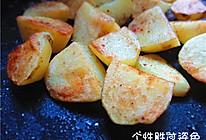 锅巴土豆#夏日时光#的做法