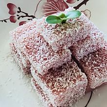 草莓方糕(宝宝的小零食)