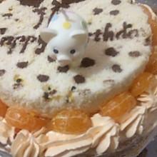 奶油霜蛋糕