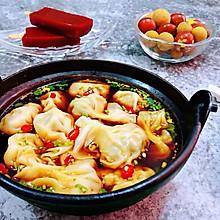 #元宵节美食大赏#香辣芹菜鲜肉馄饨