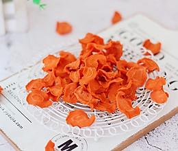 #精品菜谱挑战赛#自制胡萝卜干的做法
