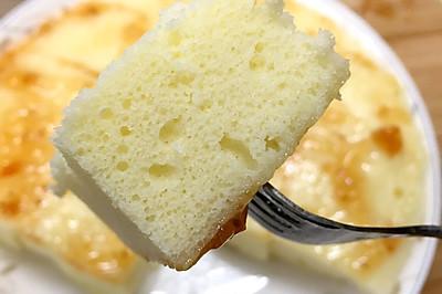 简单微波炉蛋糕