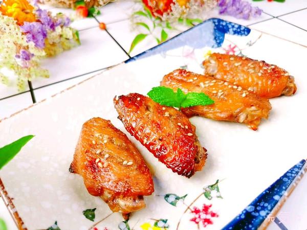 香馋【孜然烤翅中】的做法