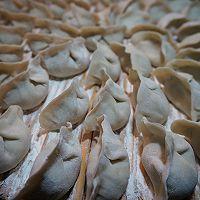 圆白菜猪肉饺子的做法图解11