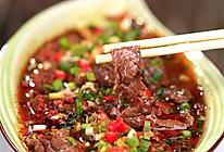 水煮牛肉的做法