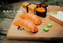 #头等舱的cool炫美食#——三文鱼寿司的做法